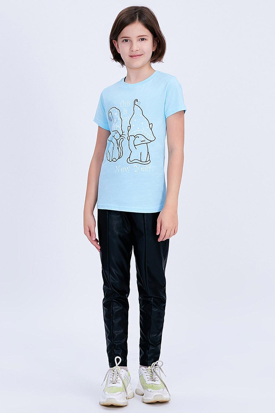 Футболка для девочек ROXY FOXY 707349 купить оптом от производителя. Совместная покупка детской одежды в OptMoyo