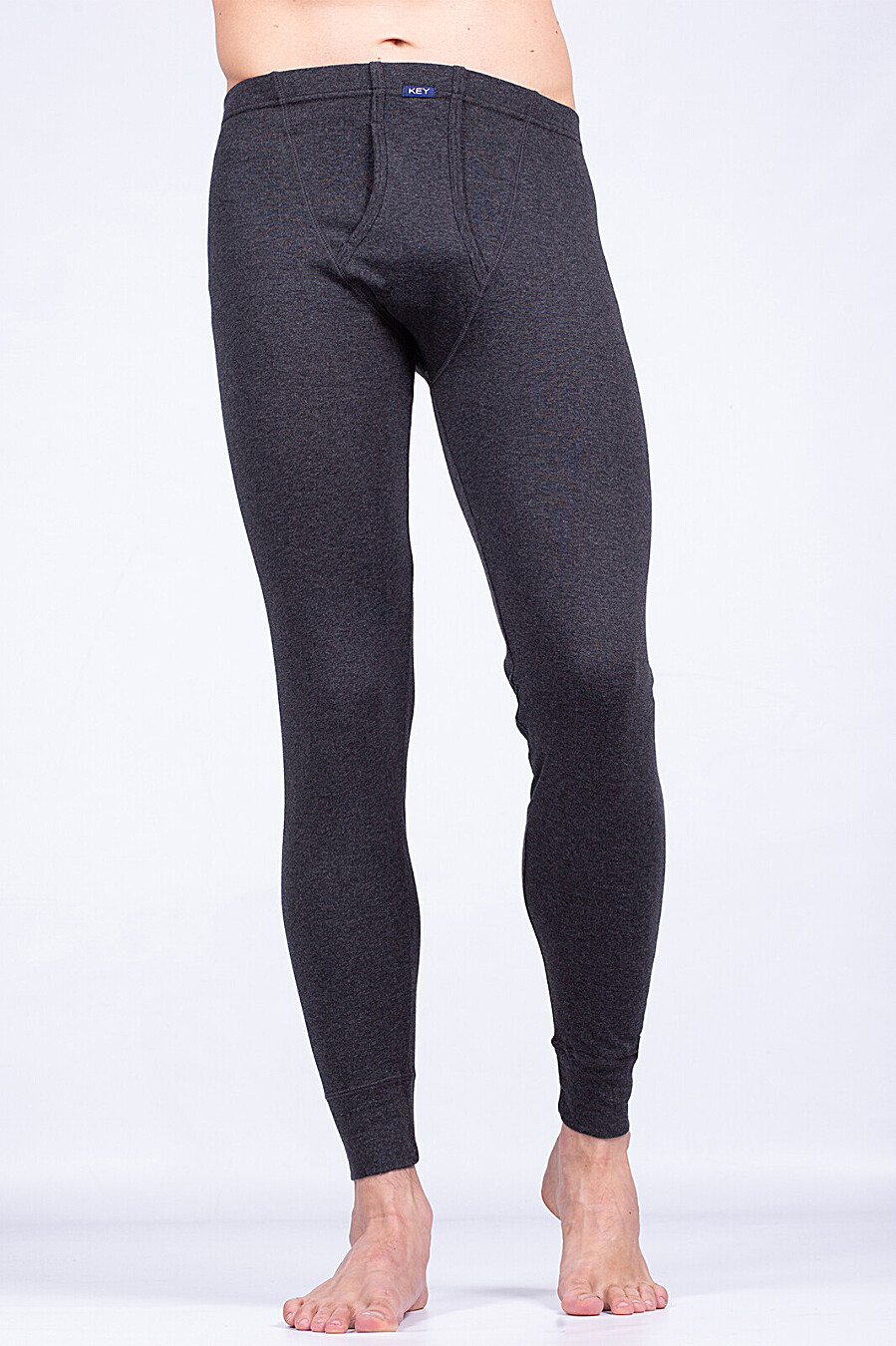 Кальсоны для мужчин KEY 707386 купить оптом от производителя. Совместная покупка мужской одежды в OptMoyo