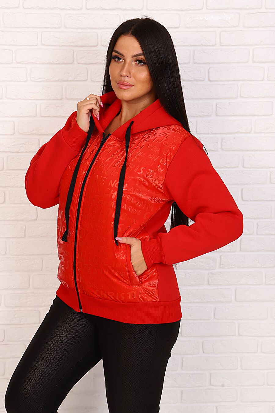 Толстовка 4960 для женщин НАТАЛИ 707444 купить оптом от производителя. Совместная покупка женской одежды в OptMoyo
