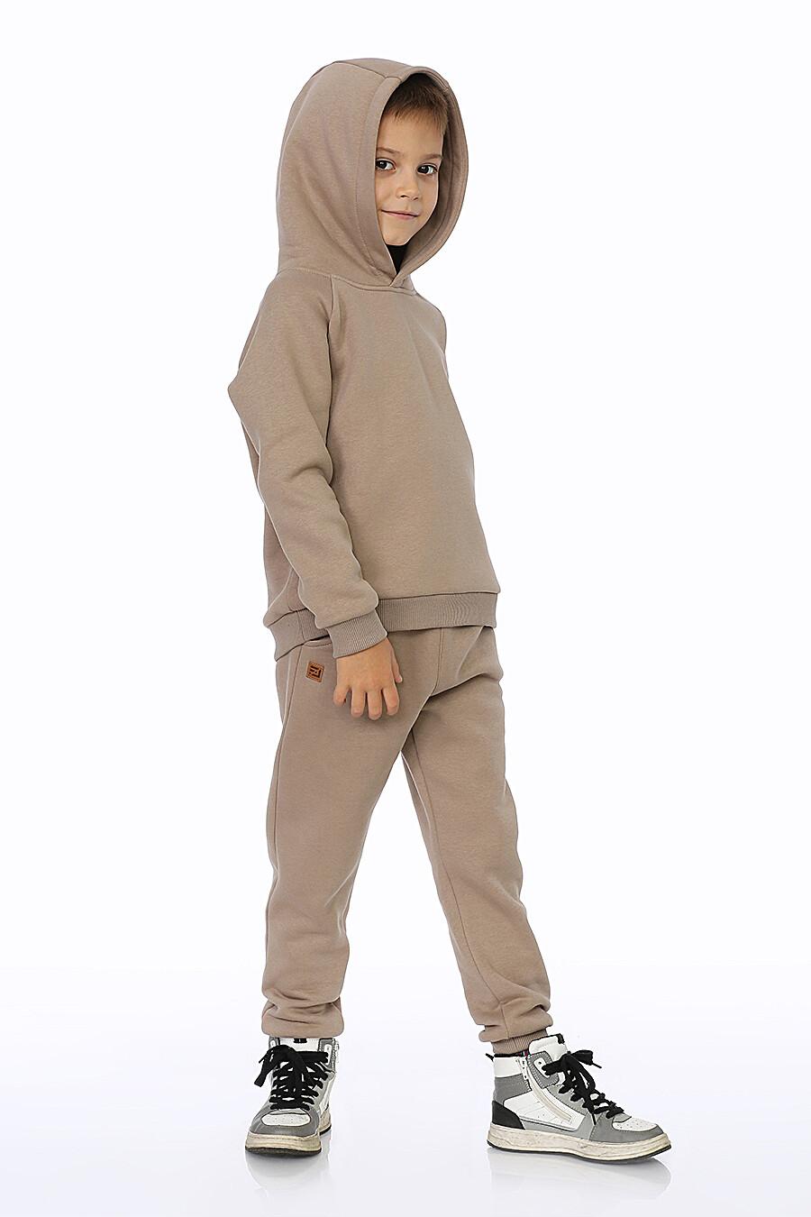 Худи для мальчиков EZANNA 707577 купить оптом от производителя. Совместная покупка детской одежды в OptMoyo