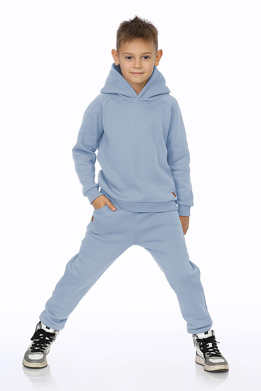 Худи для мальчиков EZANNA 707580 купить оптом от производителя. Совместная покупка детской одежды в OptMoyo