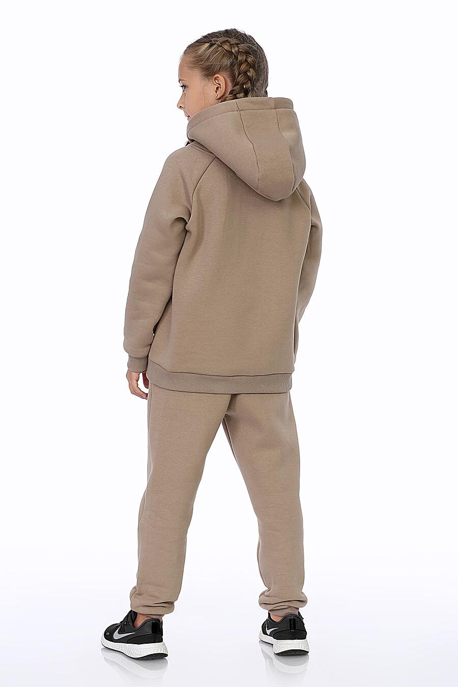 Худи для девочек EZANNA 707588 купить оптом от производителя. Совместная покупка детской одежды в OptMoyo