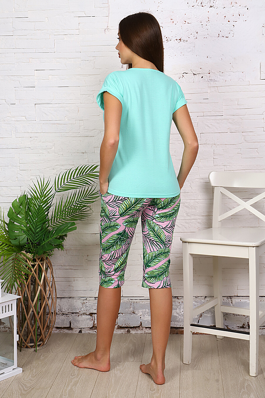 Костюм 11619 для женщин НАТАЛИ 707711 купить оптом от производителя. Совместная покупка женской одежды в OptMoyo