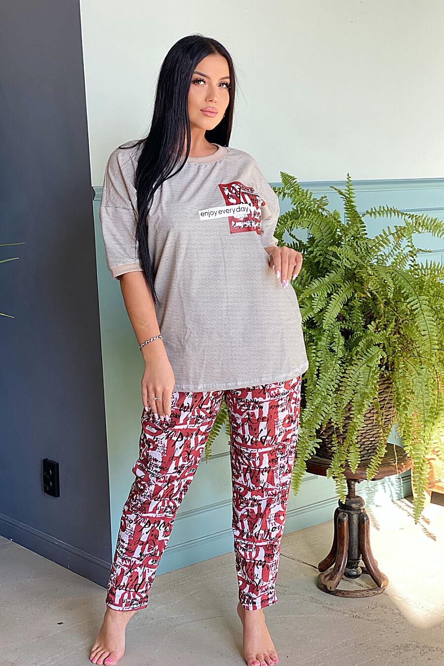 Брюки 8163 для женщин НАТАЛИ 707713 купить оптом от производителя. Совместная покупка женской одежды в OptMoyo