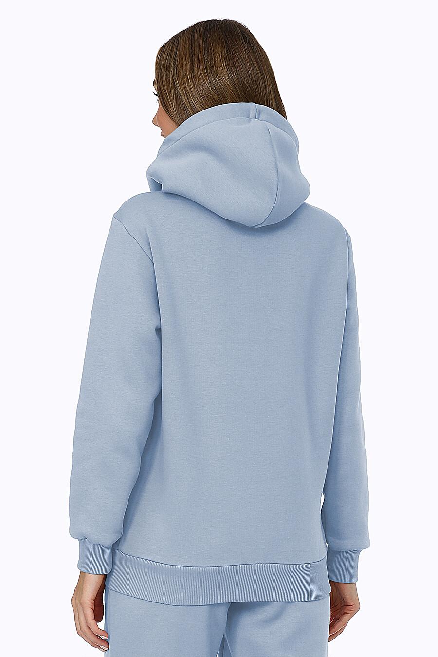 Худи для женщин EZANNA 707894 купить оптом от производителя. Совместная покупка женской одежды в OptMoyo