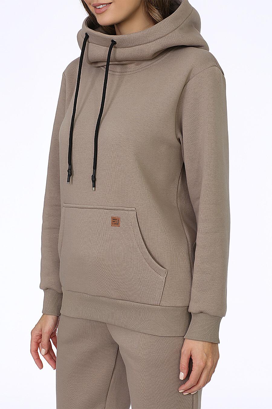 Худи для женщин EZANNA 707895 купить оптом от производителя. Совместная покупка женской одежды в OptMoyo
