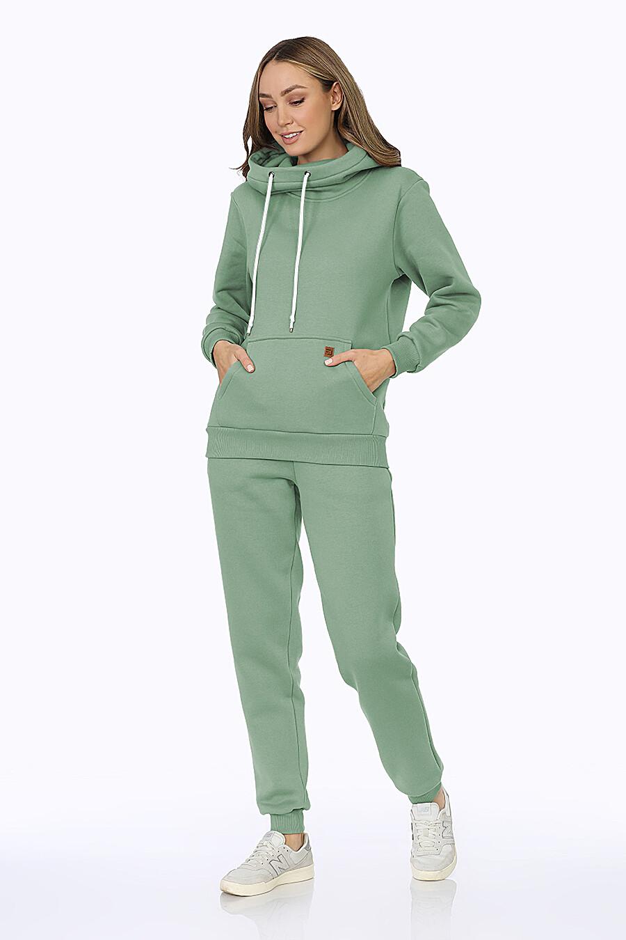 Худи для женщин EZANNA 707975 купить оптом от производителя. Совместная покупка женской одежды в OptMoyo
