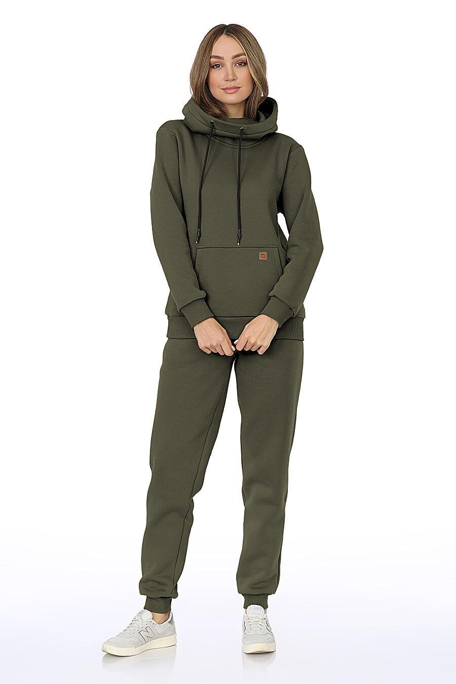 Худи для женщин EZANNA 707977 купить оптом от производителя. Совместная покупка женской одежды в OptMoyo