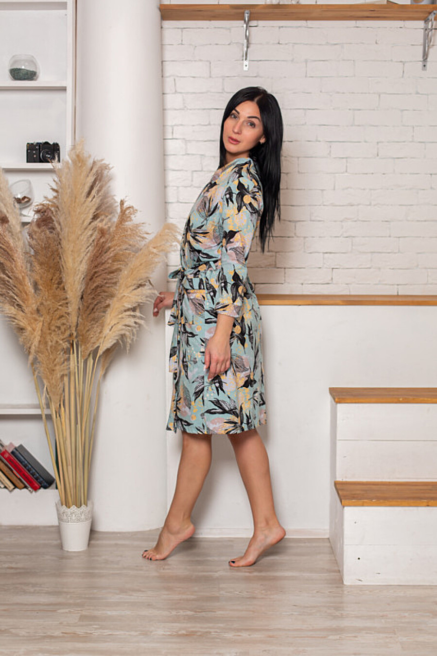 Пеньюар (халат+сорочка) СОФИЯ37 (708038), купить в Moyo.moda