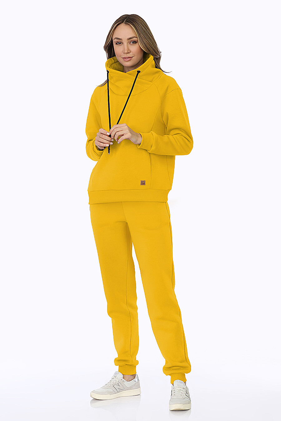 Худи для женщин EZANNA 708228 купить оптом от производителя. Совместная покупка женской одежды в OptMoyo