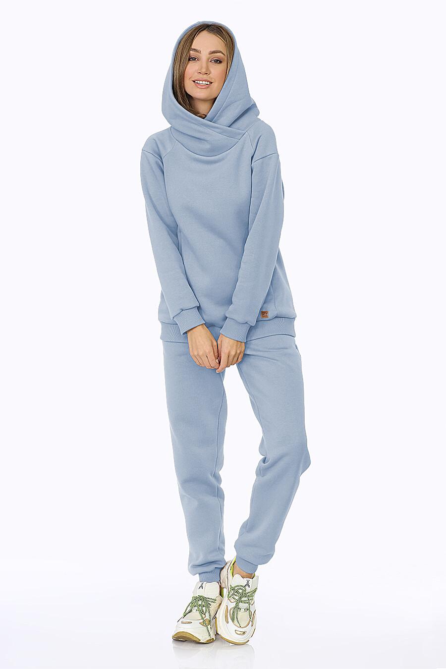 Худи для женщин EZANNA 708511 купить оптом от производителя. Совместная покупка женской одежды в OptMoyo