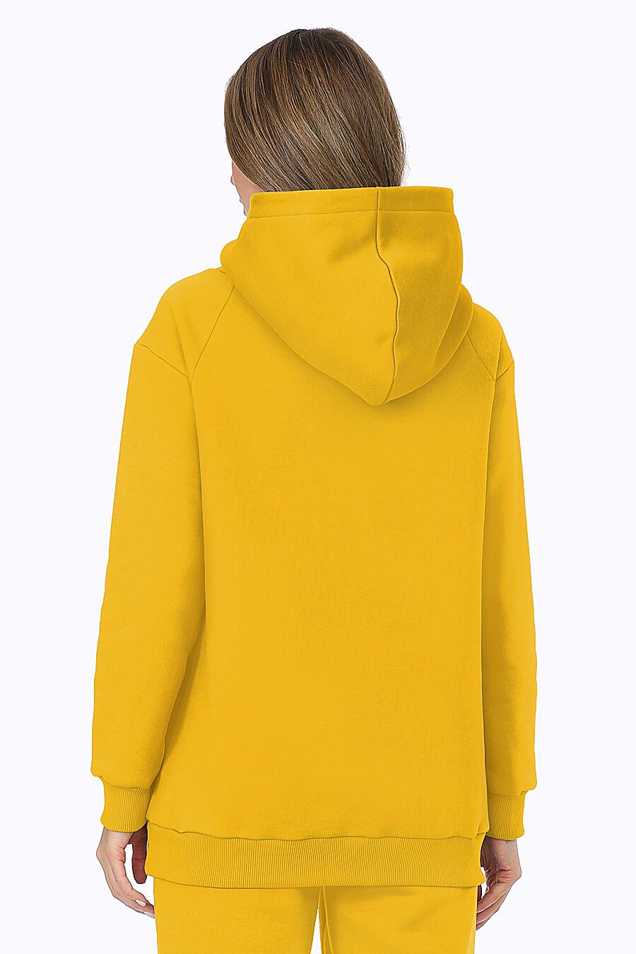 Худи для женщин EZANNA 708513 купить оптом от производителя. Совместная покупка женской одежды в OptMoyo