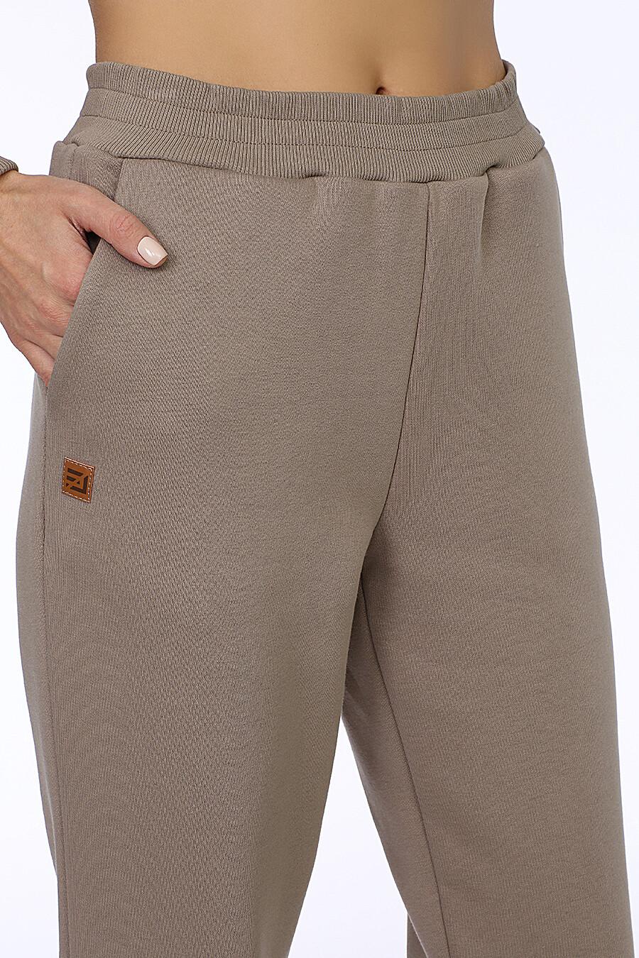 Костюм (Брюки+Худи) для женщин EZANNA 708525 купить оптом от производителя. Совместная покупка женской одежды в OptMoyo