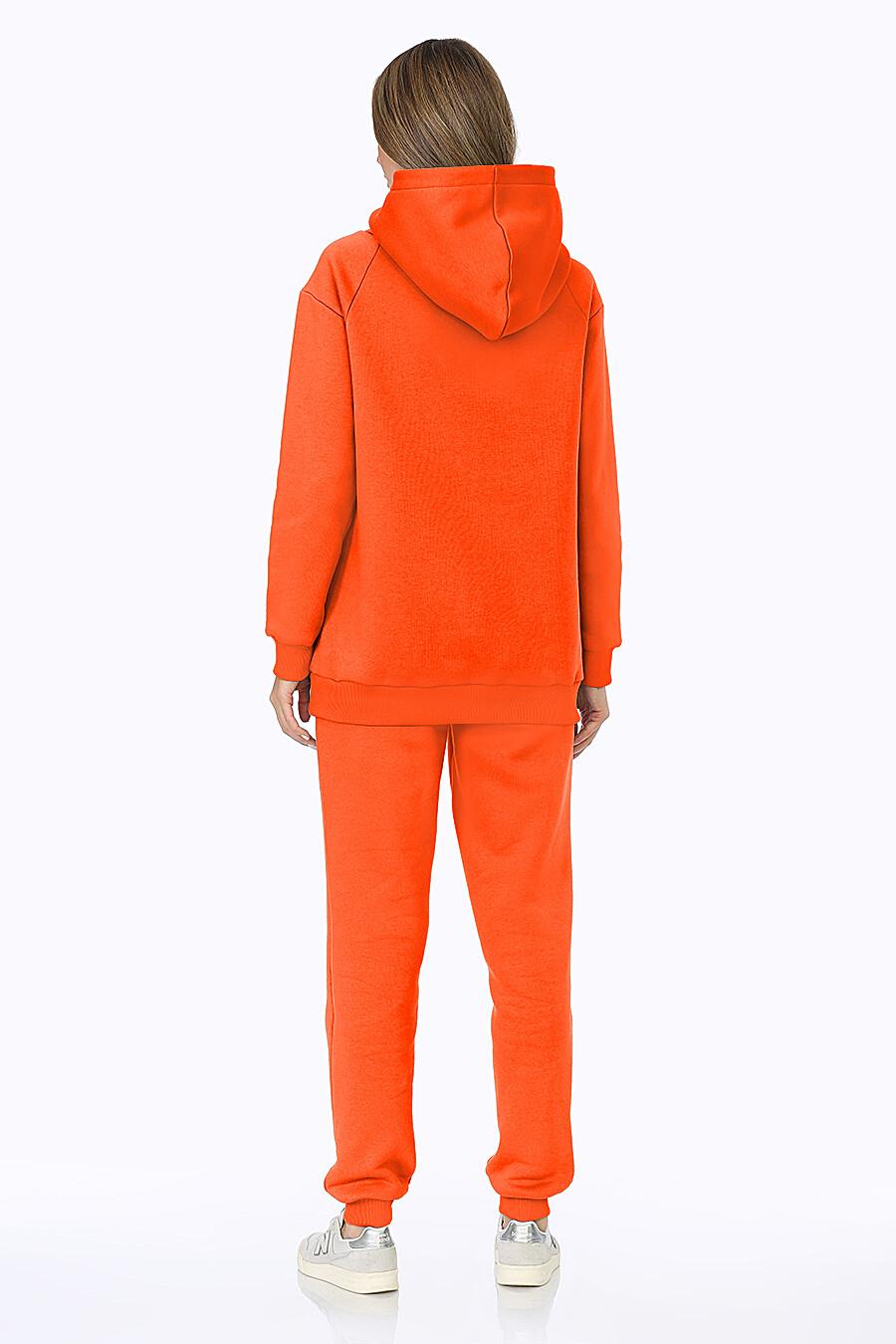 Костюм (Брюки+Худи) для женщин EZANNA 708528 купить оптом от производителя. Совместная покупка женской одежды в OptMoyo