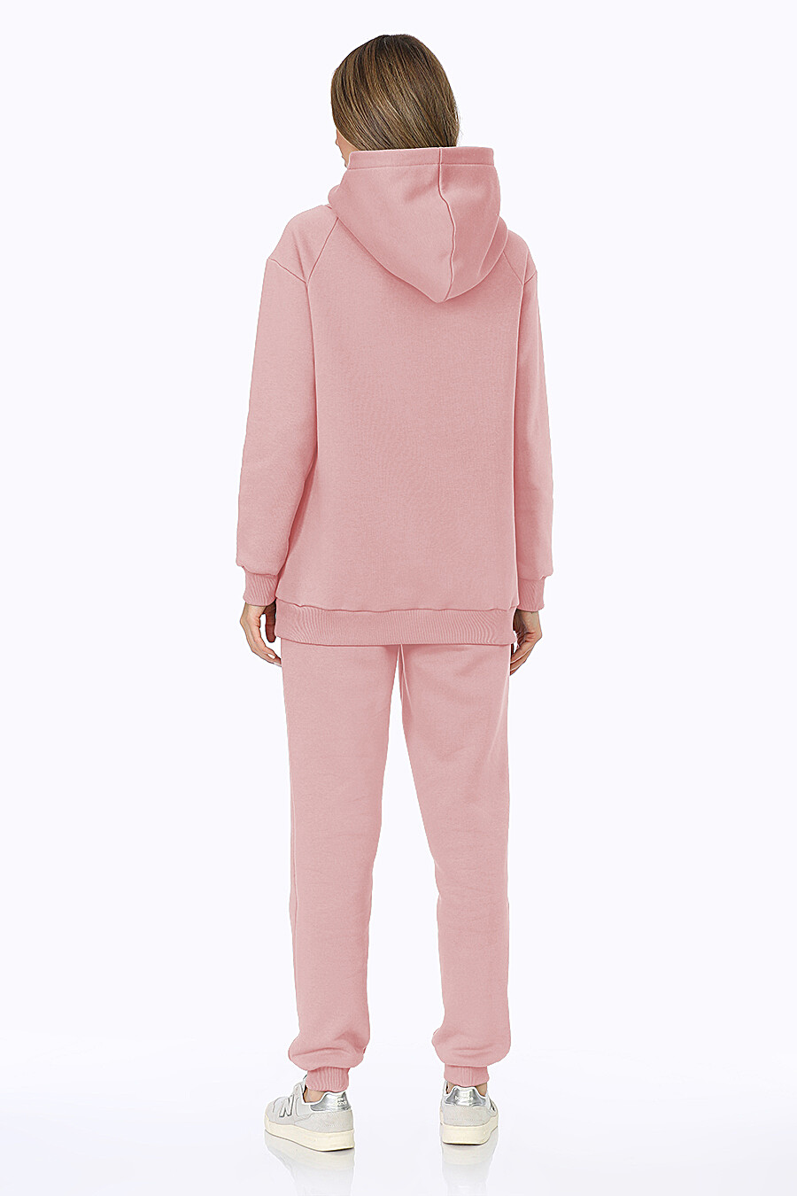 Костюм (Брюки+Худи) для женщин EZANNA 708530 купить оптом от производителя. Совместная покупка женской одежды в OptMoyo