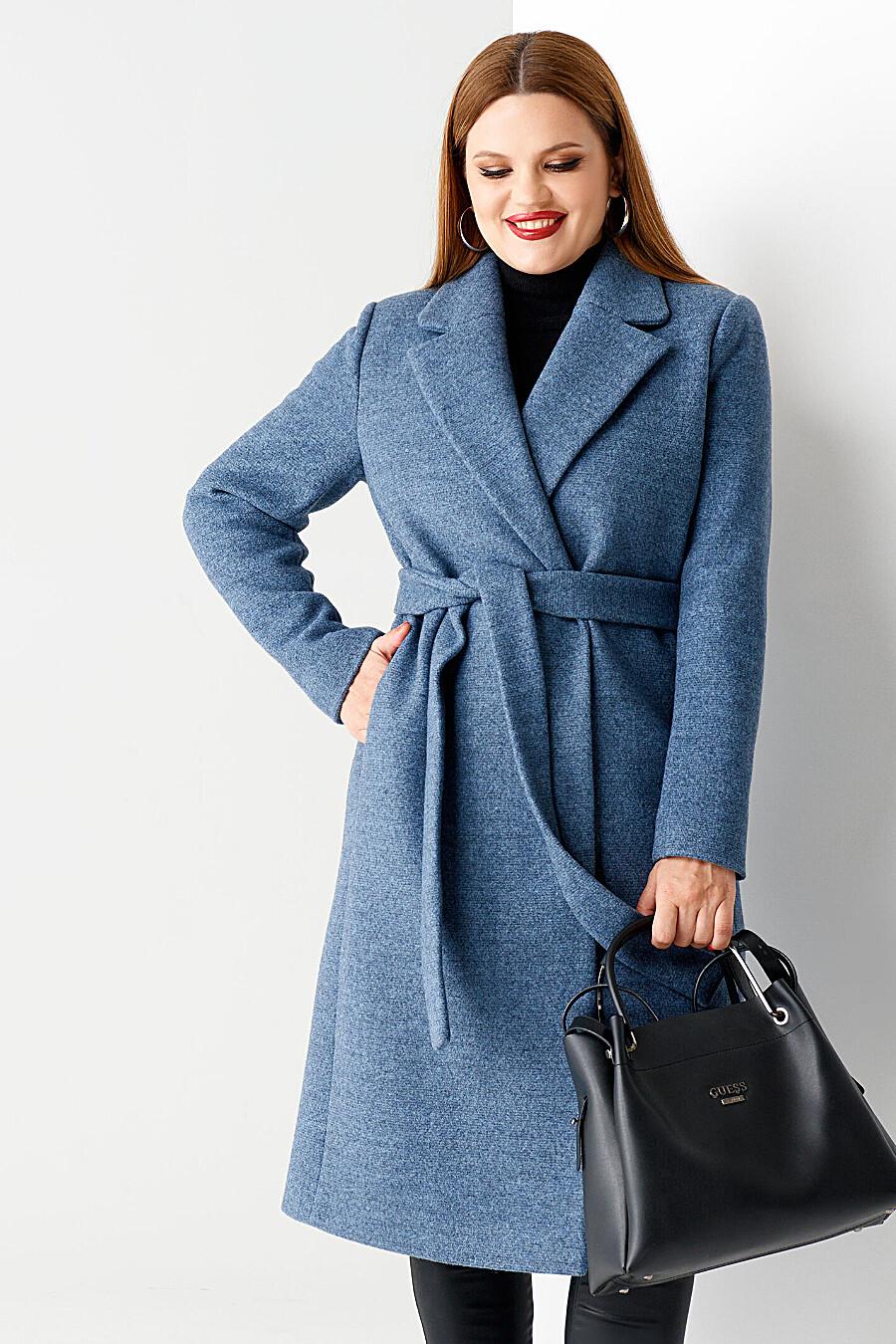 Пальто для женщин PANDA 708638 купить оптом от производителя. Совместная покупка женской одежды в OptMoyo