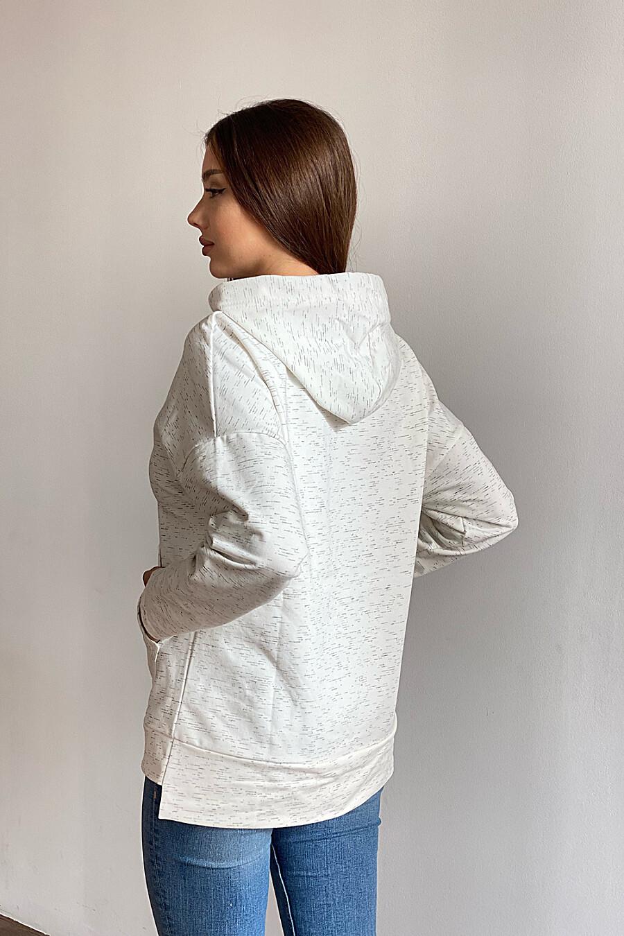 Толстовка 8175 для женщин НАТАЛИ 708656 купить оптом от производителя. Совместная покупка женской одежды в OptMoyo