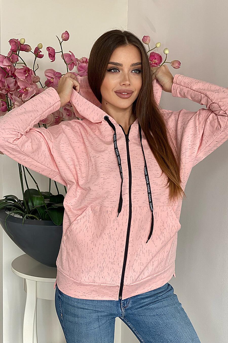 Толстовка 8175 для женщин НАТАЛИ 708659 купить оптом от производителя. Совместная покупка женской одежды в OptMoyo