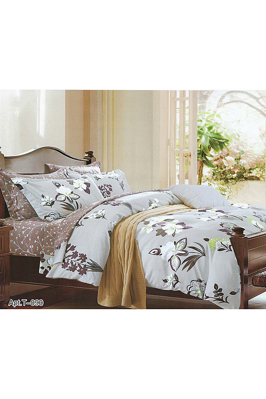 Комплект постельного белья #72114