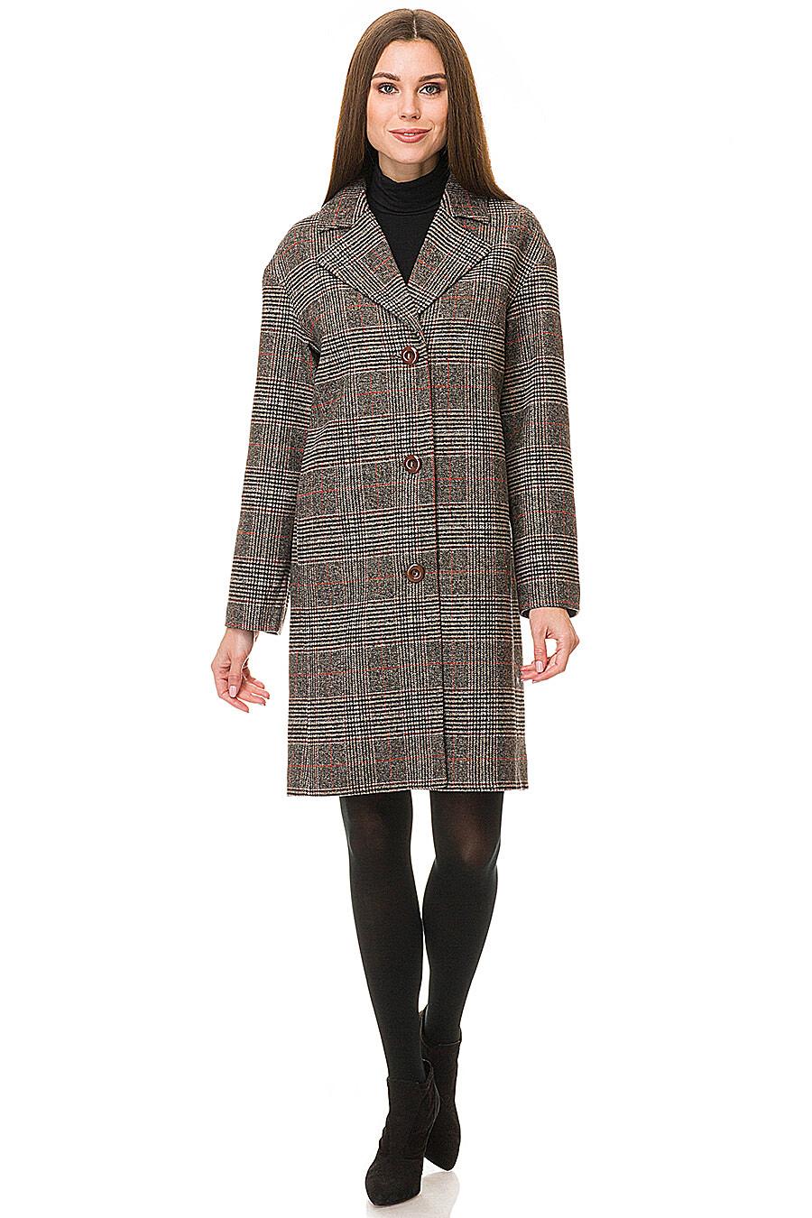 Пальто демисезонное #89035