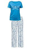 Пижама (Брюки+Футболка)
