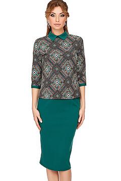 Костюм (блуза+юбка)