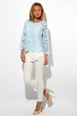 Костюм: блуза, топ, брюки MERSADA