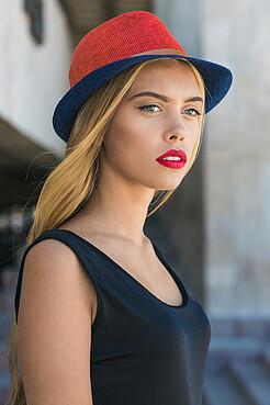 Шляпа КРАСНАЯ ЖАРА