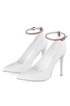 """Ремешки для обуви """"Девушка из Джерси"""" Nothing Shop"""