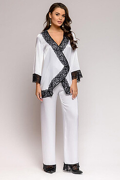 Брюки пижамные 1001 DRESS