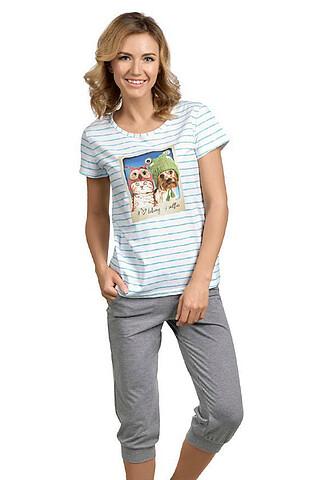Пижама (Футболка+Брюки) PELICAN