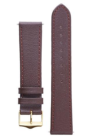 Классический ремешок для часов из кожи теленка SIGNATURE
