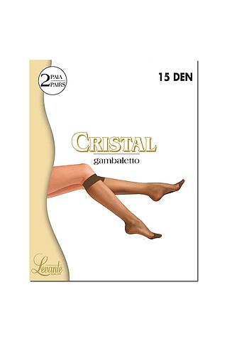 LEVANTE гольфы CRISTAL 15 (2 пары) (12/180) LEVANTE