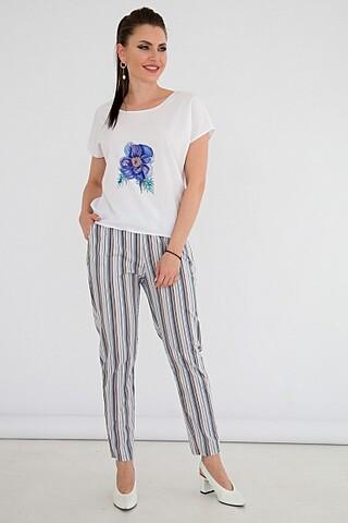 Костюм (брюки+блузка) LADY TAIGA