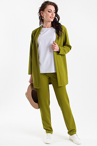Костюм (брюки+кардиган) LADY TAIGA