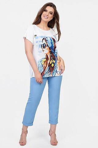 Костюм (брюки+блуза) BELLUCHE
