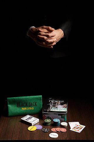 Набор для игры в покер Nothing Shop