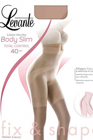 LEVANTE колг. BODY SLIM 40 Total Control (3/30) LEVANTE