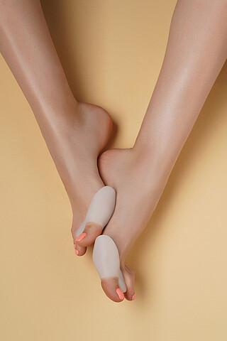 """Пара ортопедических корректоров для большого пальца ноги """"Танцуй со мной"""" Nothing Shop"""