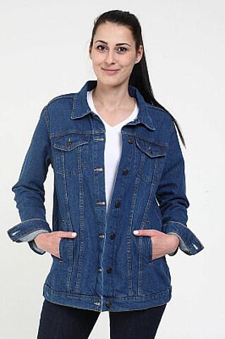 Джинсовая куртка F5