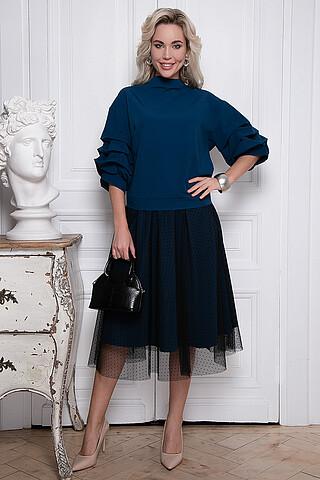 Костюм (блузка+юбка) BELLOVERA