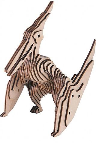 Деревянный конструктор EWA