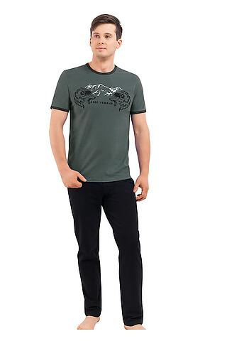 Комплект (футболка+брюки) CLEVER