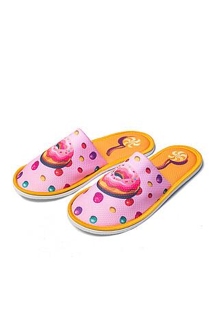 Тапки Пончики женские НАТАЛИ