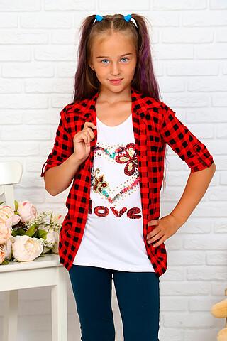 Комплект(Рубашка+майка) SOFIYA37