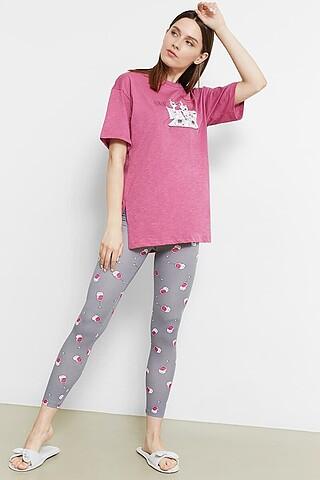 Комплект женский (футболка, леггинсы) MARK FORMELLE