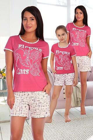 Костюм (футболка+шорты) НАТАЛИ