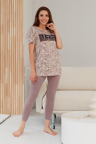Костюм (футболка+лосины) ODEVAITE