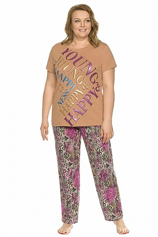 Костюм (футболка+брюки) PELICAN