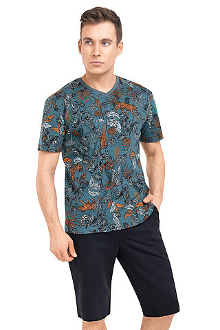 Костюм (футболка+шорты) CLEVER